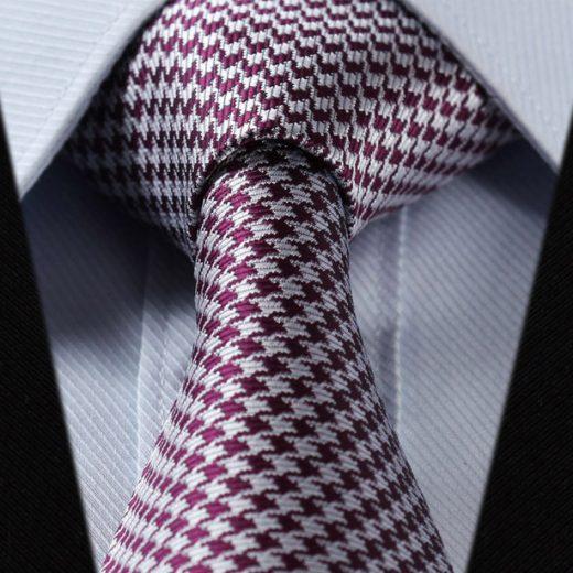 Luxusná pánska sada - kravata a vreckovka - vzor01
