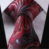 Luxusná pánska sada - kravata a vreckovka - vzor11
